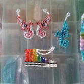 Butterfly Dragons and a Rainbow Chuck