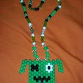 kandi necklace