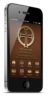 [Metropolis of Chicago iPhone application.]