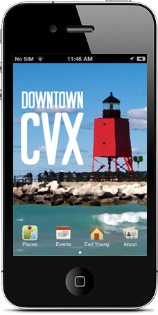 Downtown Charlevoix app