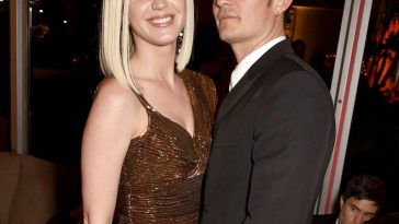 Katy Perry and Orlando Bloom Confirms Valentines Day engagement Rumors 6