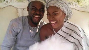 Yvonne Jegede Confirms Marriage Crash After Husband Failed To Show Up At Child's Dedication 4