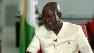Oshiomhole Attacks INEC, Accuses Commission Of Secretly Working With PDP 9