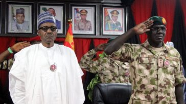 Nigerian Army Reacts To President Buhari's 'Death Threat' Against Ballot Snatchers 36