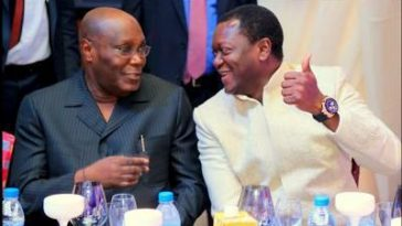 Breaking News: Atiku's Lawyer, Giwa-Osagie Arrested By EFCC In Lagos 5