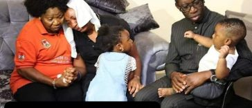 Delta State Governor Visits Family Of Aide Who Was Assassinated By Gunmen [Photos] 20