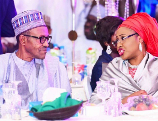 Did Aisha Mocked Her Husband Buhari Over His 'Snatch Ballot Box & Pay With Your Life' Comment? 3