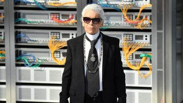 Iconic Fashion Designer Karl Lagerfeld Dies At The Age Of 85 After Short Illness 8