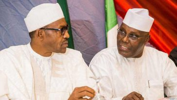 Buhari Is Showing His True Colour, He's More Of A Power Monger Than A Democrat - Atiku 10