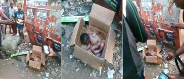 New Born Baby Found Dead After Being Dumped In A Carton In Anambra [Photos] 34