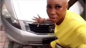 Olamide Shares Video Of Slay Queens Claiming They Bought Two New Honda Cars Using Men's Boxers 11