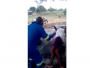 Traditional Chief Flogs Two Teenage Lovers In Public As Punishment [Photos/Video] 24