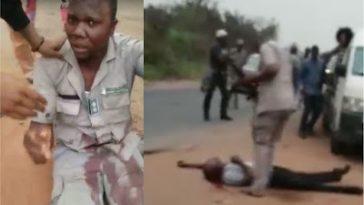 UPDATE: Customs Detains 4 Officers Involved In Killing Man In Viral Video 14