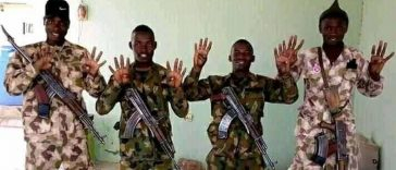 Nigerian Army Disown Four Soldiers Who Publicly Declared Support For Buhari 33