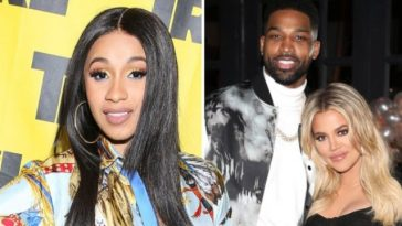 Cardi B Shades And Defends Khloe Kardashian Over Split With Tristan Thompson [Video] 8