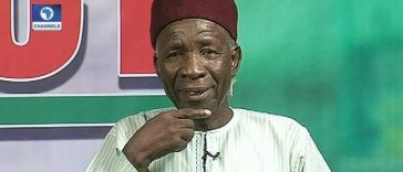 Atiku's Campaign Spokesman, Buba Galadima Says He's Still A Member Of Buhari's APC 5