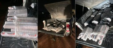Police Intercepts Truck Filled With Explosives And Detonators In Delta State [Photos] 36