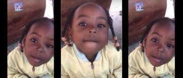 2-Year-Old Girl Says She will Vote Atiku Because Buhari is Wicked [Video] 31