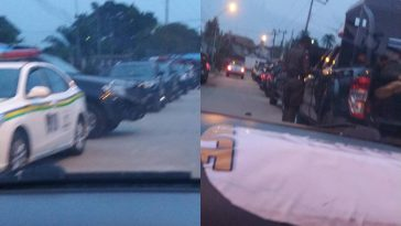 Amaechi's House In Port-Harcourt On Security Lock Down On Election Day [Photos] 8