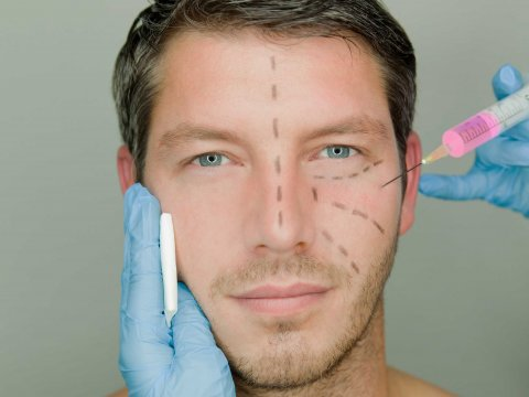 New Theory Podcast With Dr Douglas S Steinbrech Discussing Male Plastic Surgery