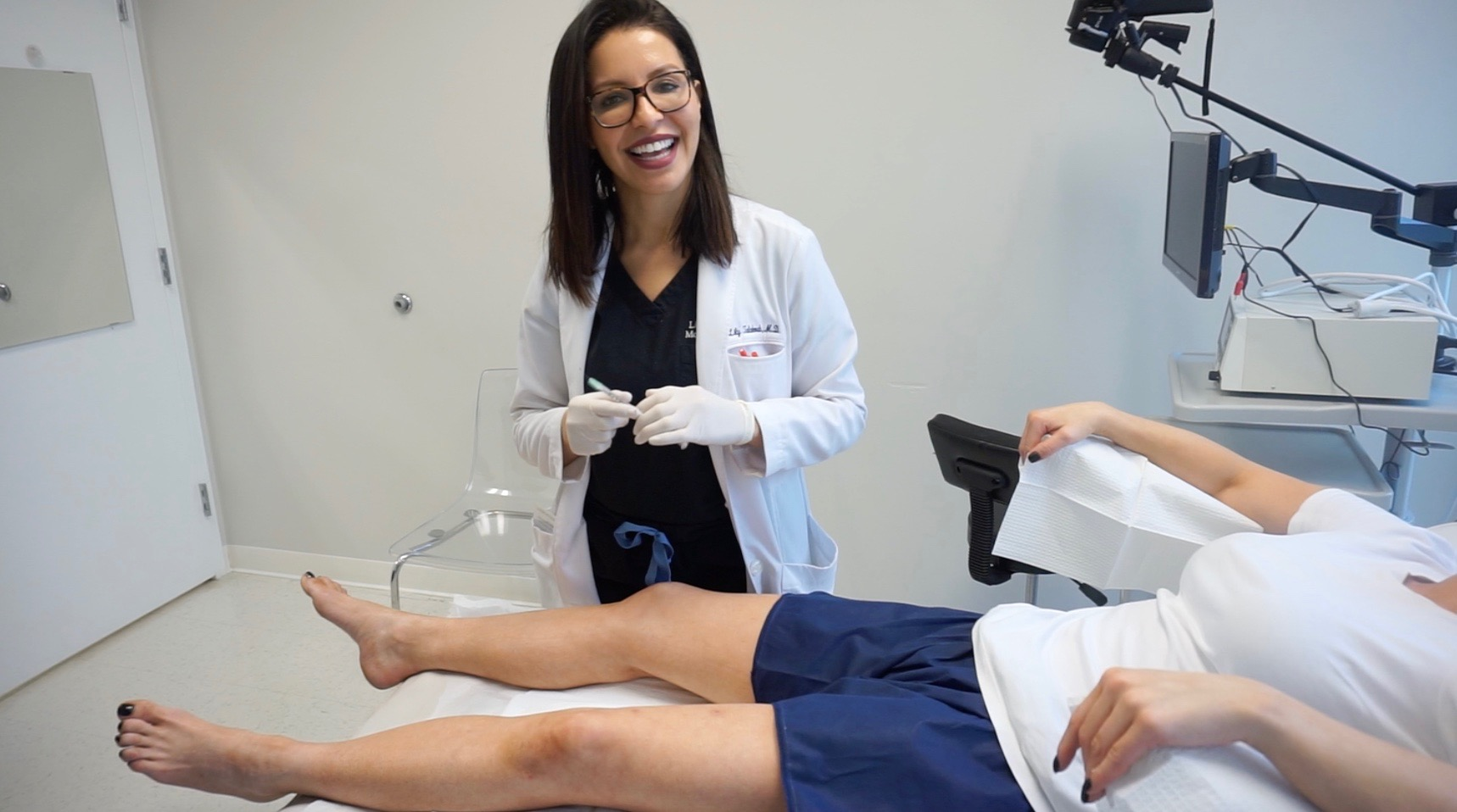 Using Kybella For The Arms And Knees