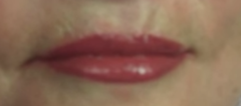 Permanent Makeup For Lips
