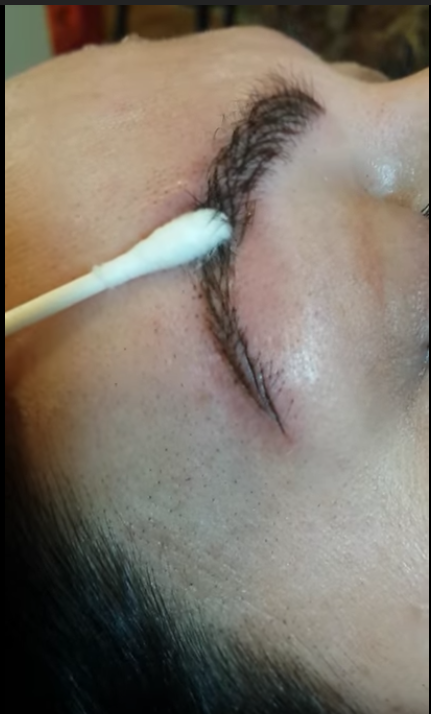 Micro Blading for Eyebrows