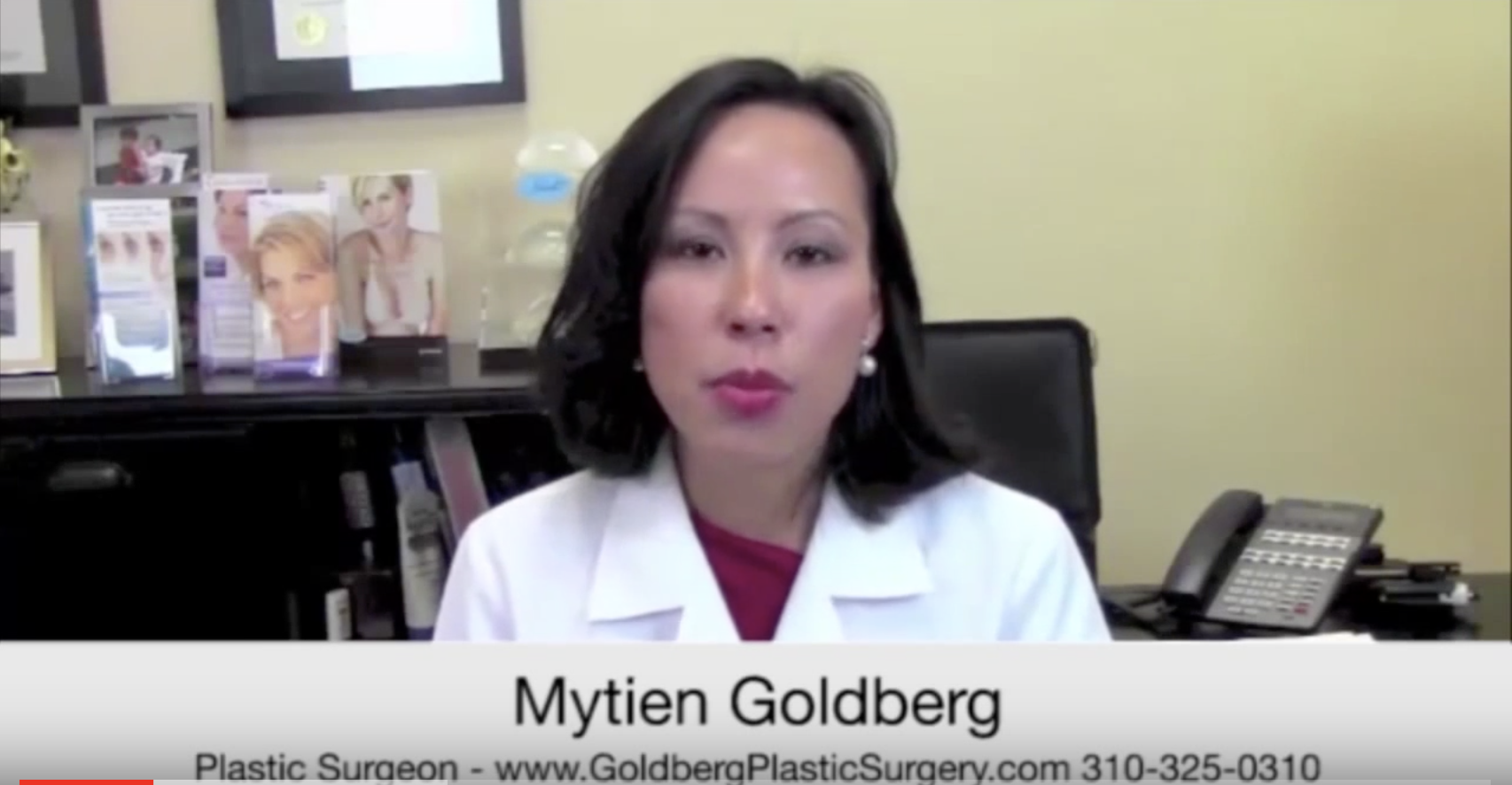 Dr Goldberg on Breast Cancer Surgery