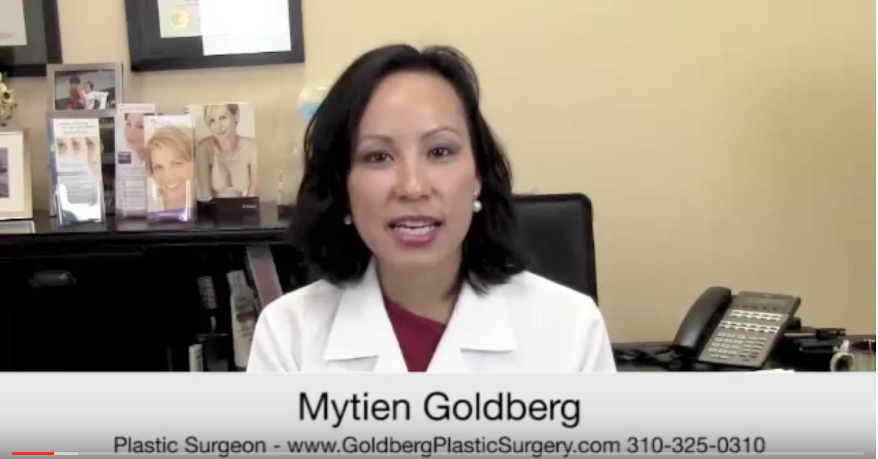 Dr Goldberg on Breast Augmentation