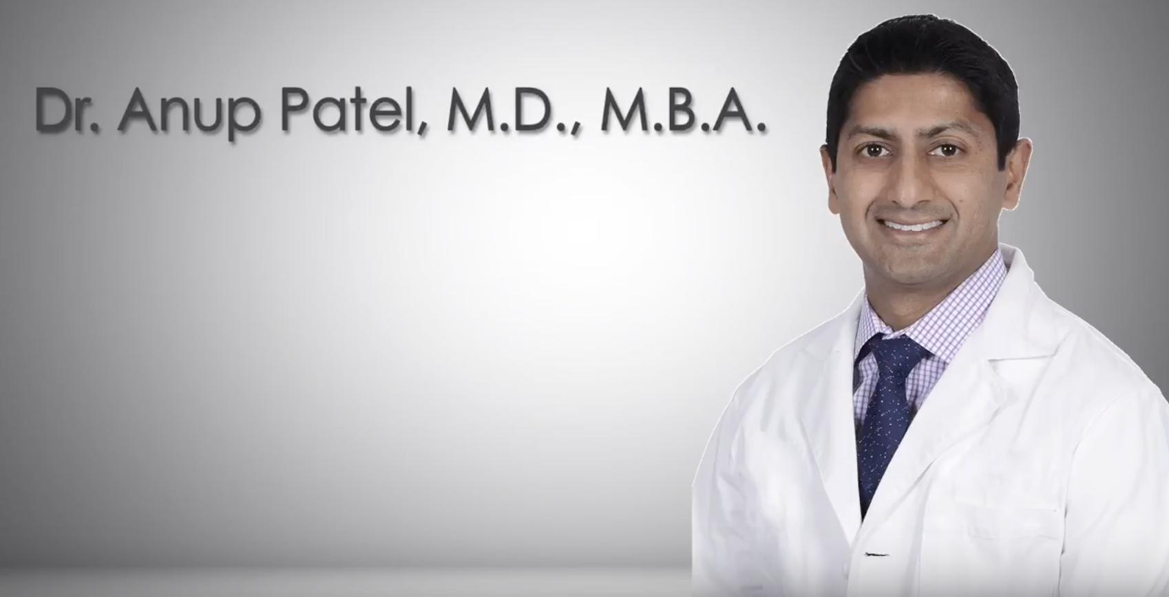 Meet Dr Anup Patel Orlando Hand Surgery Associates