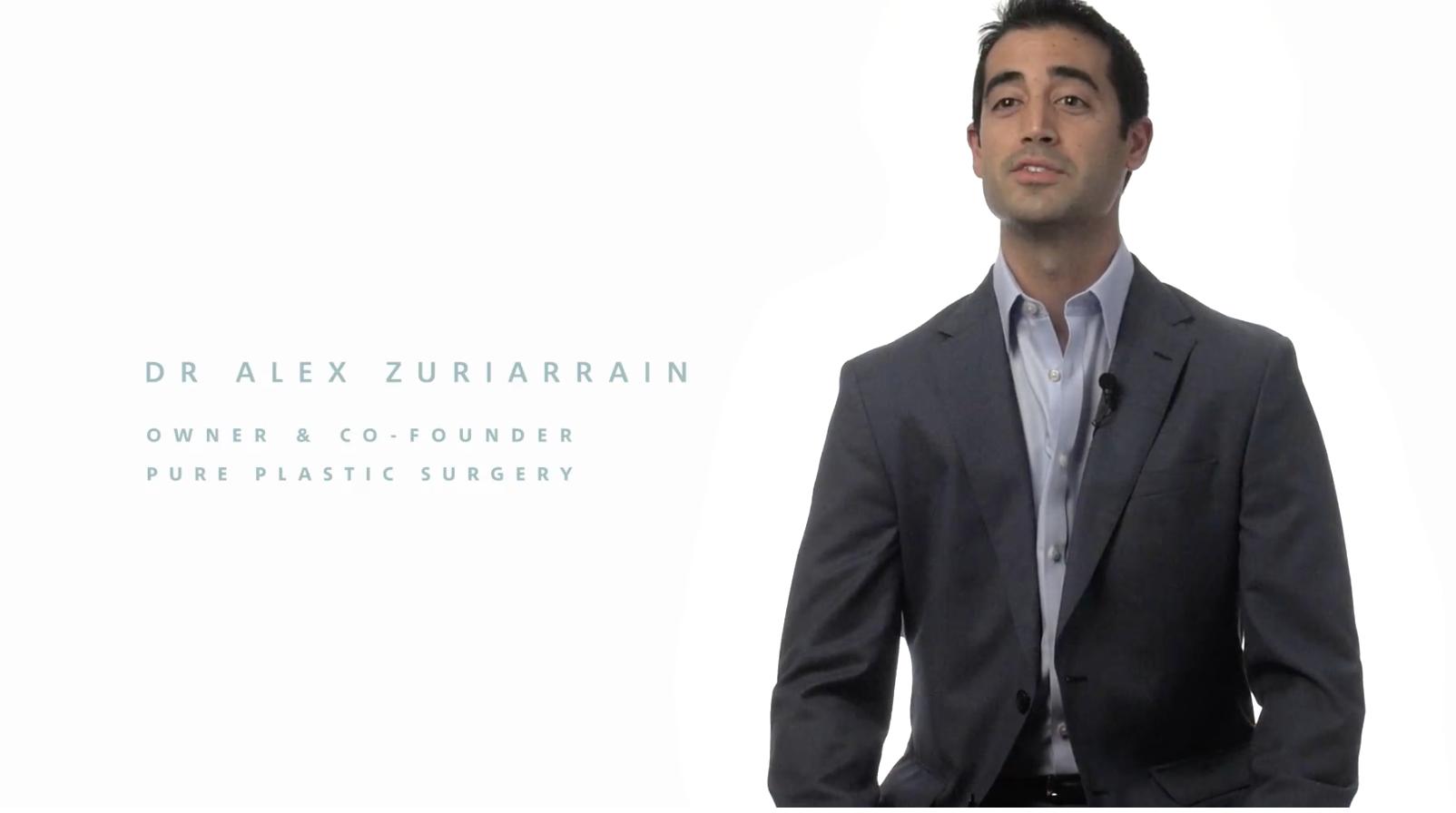 Dr Alex Zuriarrain Bio