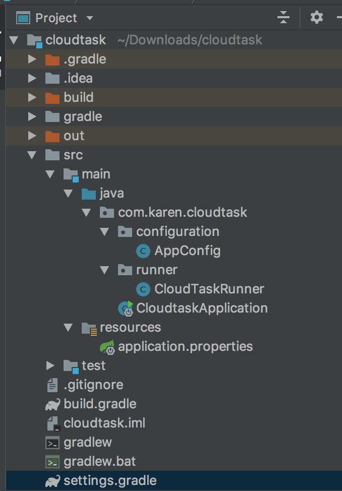 Apache Kafka + Spring Cloud Task -