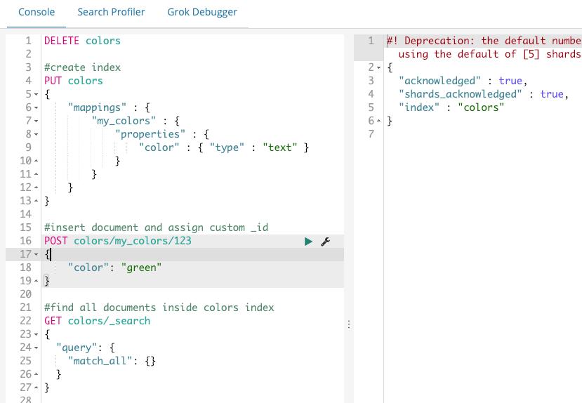 Elasticsearch optimistic lock(Java) -