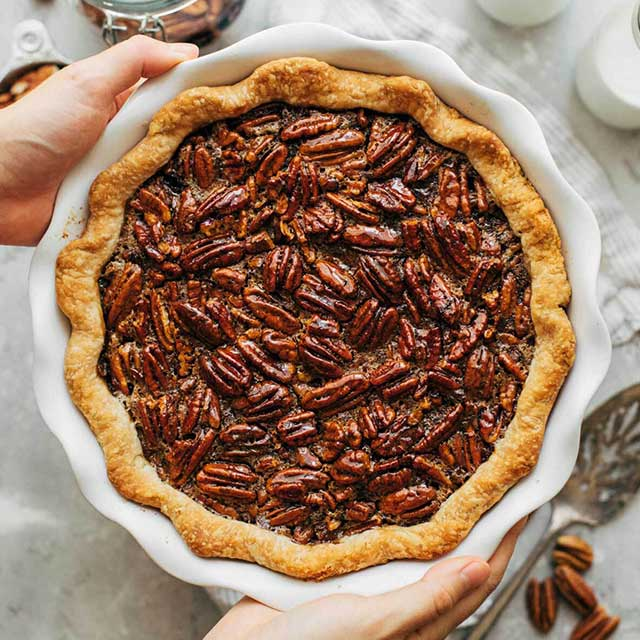 Pecan Lovers Pecan Pie