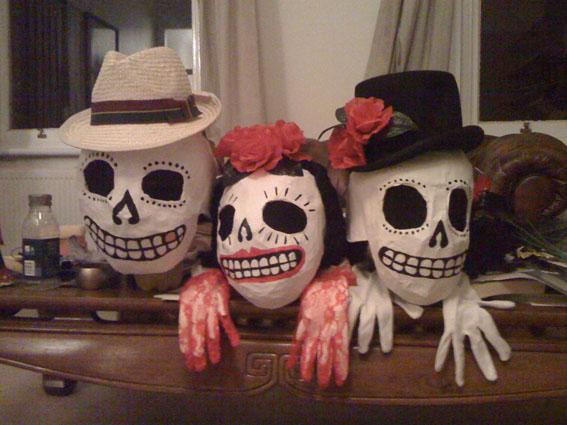 skeleton-masks