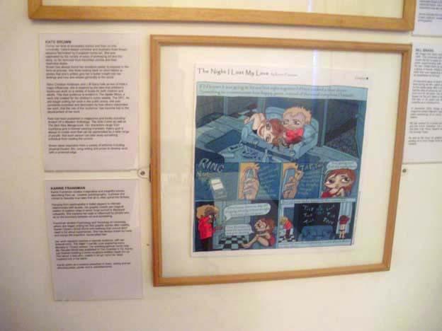 Cartoon museum 1