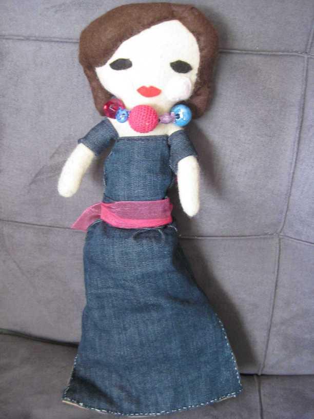 Detective doll 1