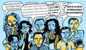 Telegraph Hay festival Beirut