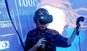 Virtual Reality Comics