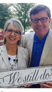 Barbara and Dennis Rainey