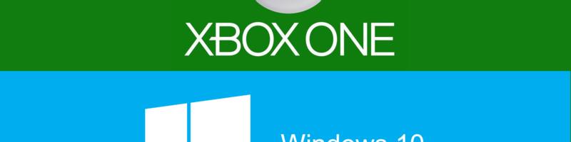 Xboxonevswindows10