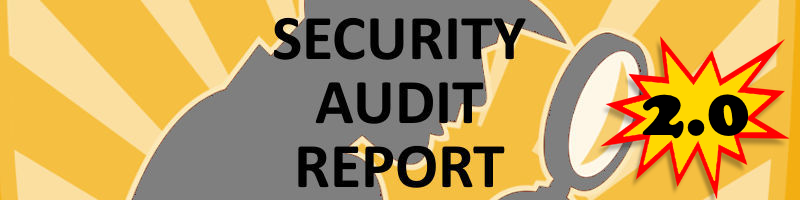Security audit report