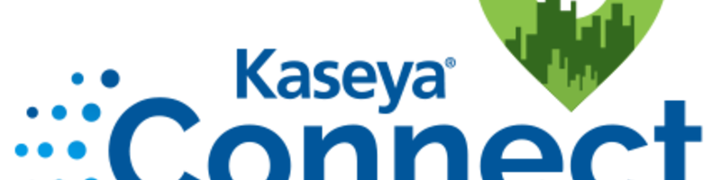 Kaseya connect local logo