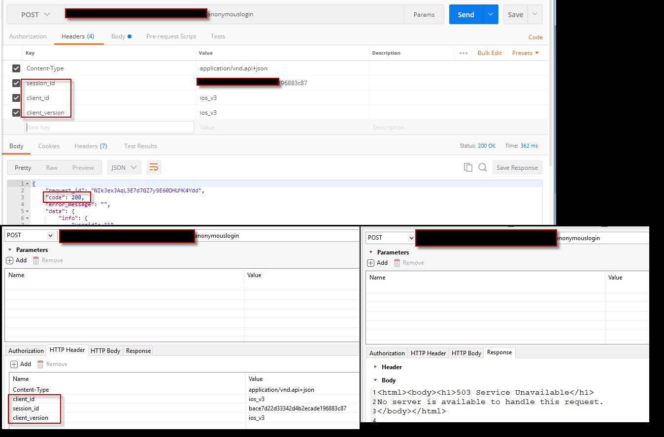 Setting HTTP Header in Katalon - API / Web Services Testing