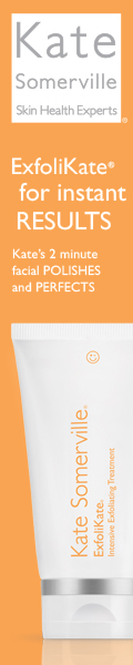 Kate Somerville - Kate's 2 minute facial polishes and perfects