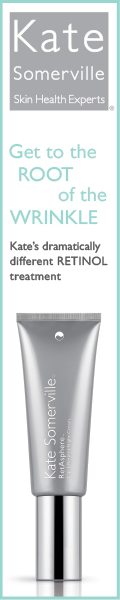 Kate Somerville - Kate's dramatically different retinol treatment
