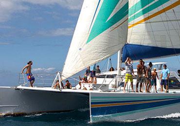 Product Aloha Spirit Sunset Cruise