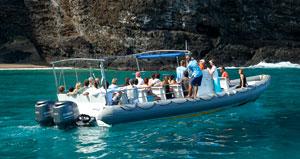 Product North Shore Na Pali Raft (Seasonal)
