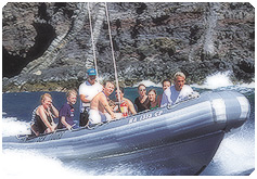Product Napali Half Day Rafting Tour