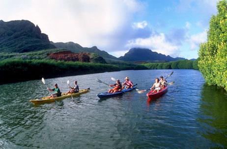 Product Hidden Valley Falls Kayak & Hike
